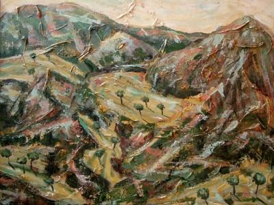 Пейзаж Студеница